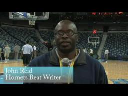 Video: New Orleans Hornets vs. New York Knicks
