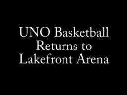 UNO Lakefront Arena reopens after three years