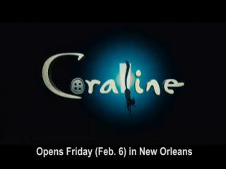 Stop-motion 'Coraline' set to come to theaters