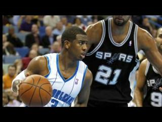 Video: Chris Paul of the New Orleans Hornets makes All-Star fir