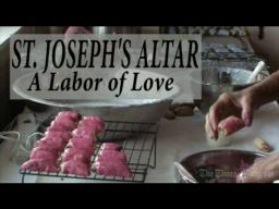Video: Cooking for St. Joseph's altar