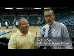 Video: New Orleans Hornets vs. Golden State Warriors preview
