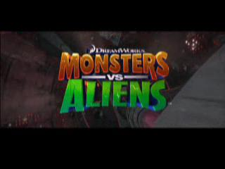 Movie trailer: 'Monsters vs. Aliens'