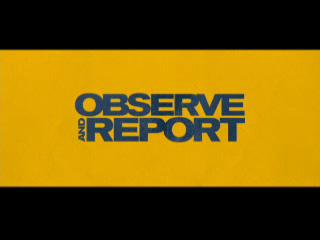 Movie trailer -- 'Observe and Report'