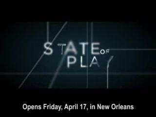 Movie trailer: 'State of Play'