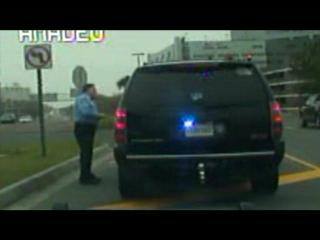 Video from Causeway Police of Tom Arnold Traffic Stop