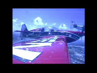 Video: Stunt plane ride