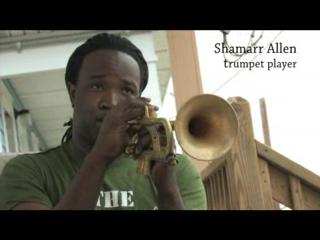 Video: Shamarr Allen, Trumpet Player