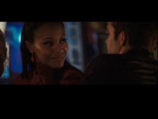 'Star Trek' movie clip: 'Uhura meets Kirk'