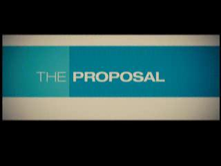 Movie trailer: 'The Proposal'