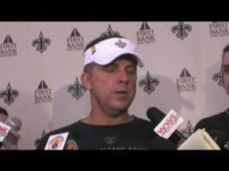 Saints video: Last day of OTA's before training camp