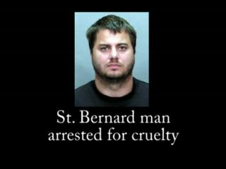 Video: man in St. Bernard arrested for cruelty to juvenile
