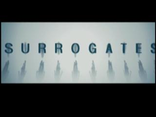 Movie trailer: 'Surrogates'