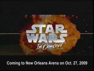 'Star Wars: In Concert' coming to New Orleans