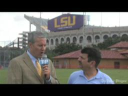 LSU - Georgis Preview for Oct. 3, 2009