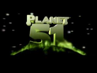 Movie trailer: 'Planet 51'