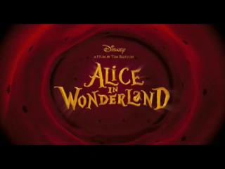 Movie trailer: 'Alice in Wonderland'