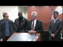 Video: Steve Theriot new interim Jefferson Parish president