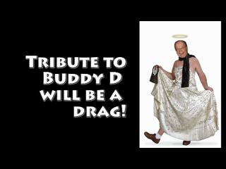 Drag parade to celebrate Saints and Buddy D