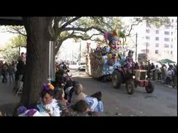 Video: Rex King of Carnival