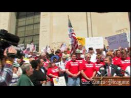 Tea Party Video: Baton Rouge