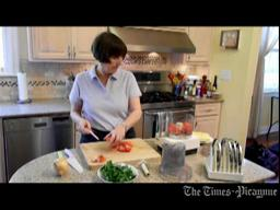 Judy's Kitchen: Using your food processor