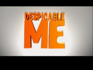 Movie trailer: 'Despicable Me'