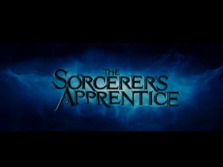 Movie trailer: 'The Sorcerer's Apprentice'