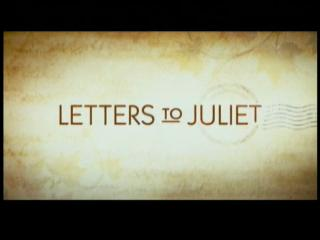 Movie trailer: 'Letters to Juliet'
