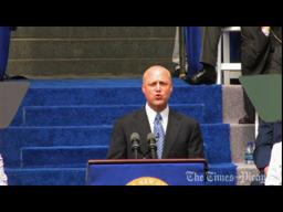 Landrieu Video: Inauguration