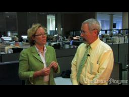 Oil Spill Video: Reporters give Friday update