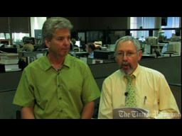 Oil spill video: Times-Picayune reporter give latest update