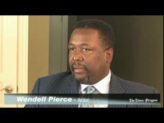 Actor Wendell Pierce unveils new homes in Pontchartrain Park