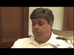 New Orleans Police Superintendent Ronal Serpas