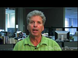 Oil spill video: Bob Marshall gives latest update