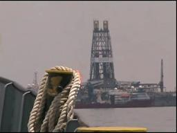 Raw Video from Site of Deepwater Horizon Oil Spill