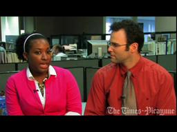 Oil spill video: Times-Picayune reporter update