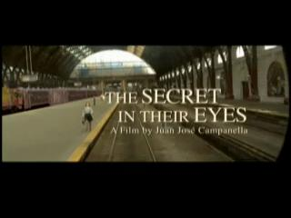 Movie trailer: 'The Secret in Their Eyes'