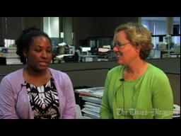 Oil spill video: Times-Picayune reporters give latest update