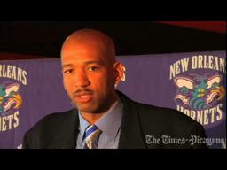 New Orleans Hornets video: Monty Williams is new coach