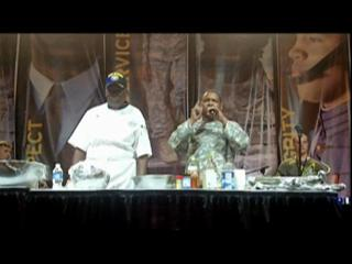 Meet 'The Grill Sergeant' at Essence Festival 2010