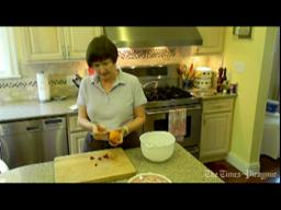 Judy's Kitchen: How to peel peaches the easy way