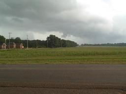 Severe thunderstorms hitting Madison County
