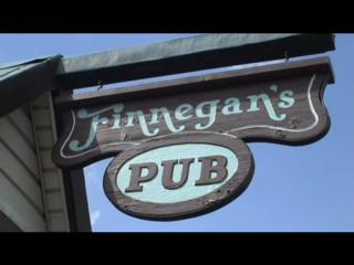 St. Patrick's Day search at Finnegan's Pub