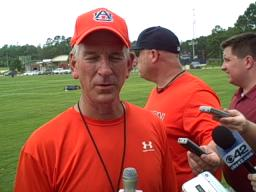 Tommy Tuberville interview