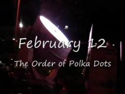 Order of Polka Dots 2009