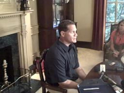 Gene Chizik in Columbus