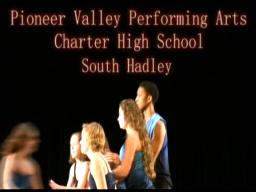 Catalyst Dance Co. Pioneer Valley Performing Arts Charter High
