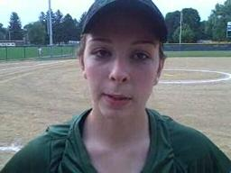 Minnechaug Pitcher Molly Cole