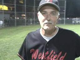 Westfield head coach Jim Jachym
